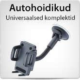 Autohoidikud universaalsed komplektid