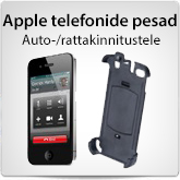 Apple telefonide pesad