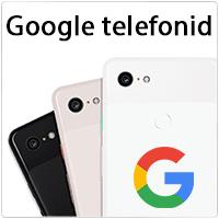 Google Pixel telefonid