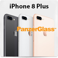 PanzerGlass iPhone 8 Plus
