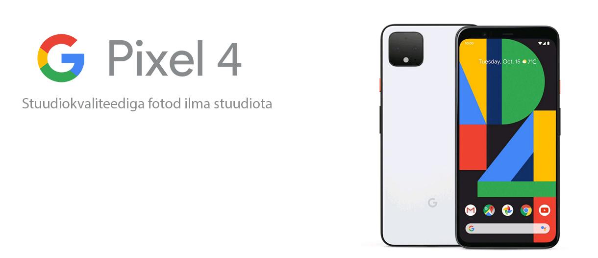 Google Pixel 4 must