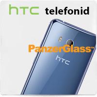 PanzerGlass HTC telefonid