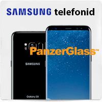 PanzerGlass Samsung telefonid
