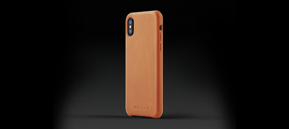 Mujjo Apple iPhone Xs