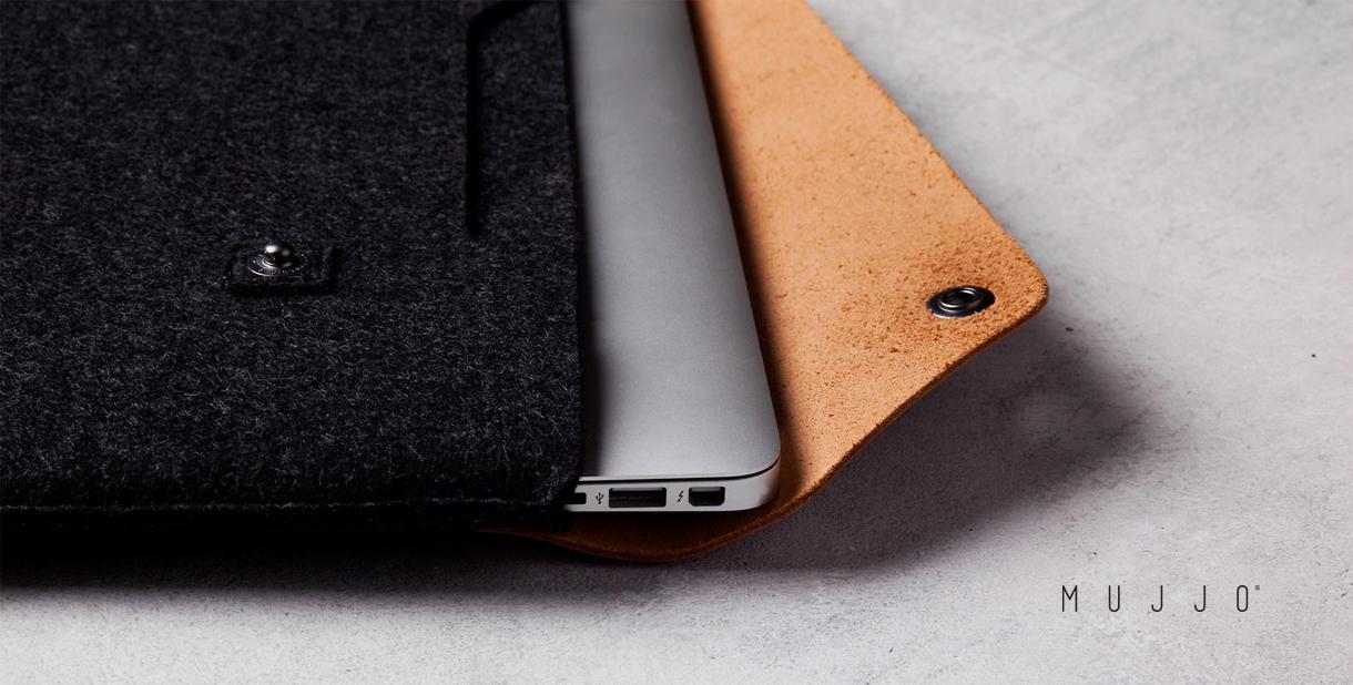 Mujjo MacBook Pro 13 Sleeve