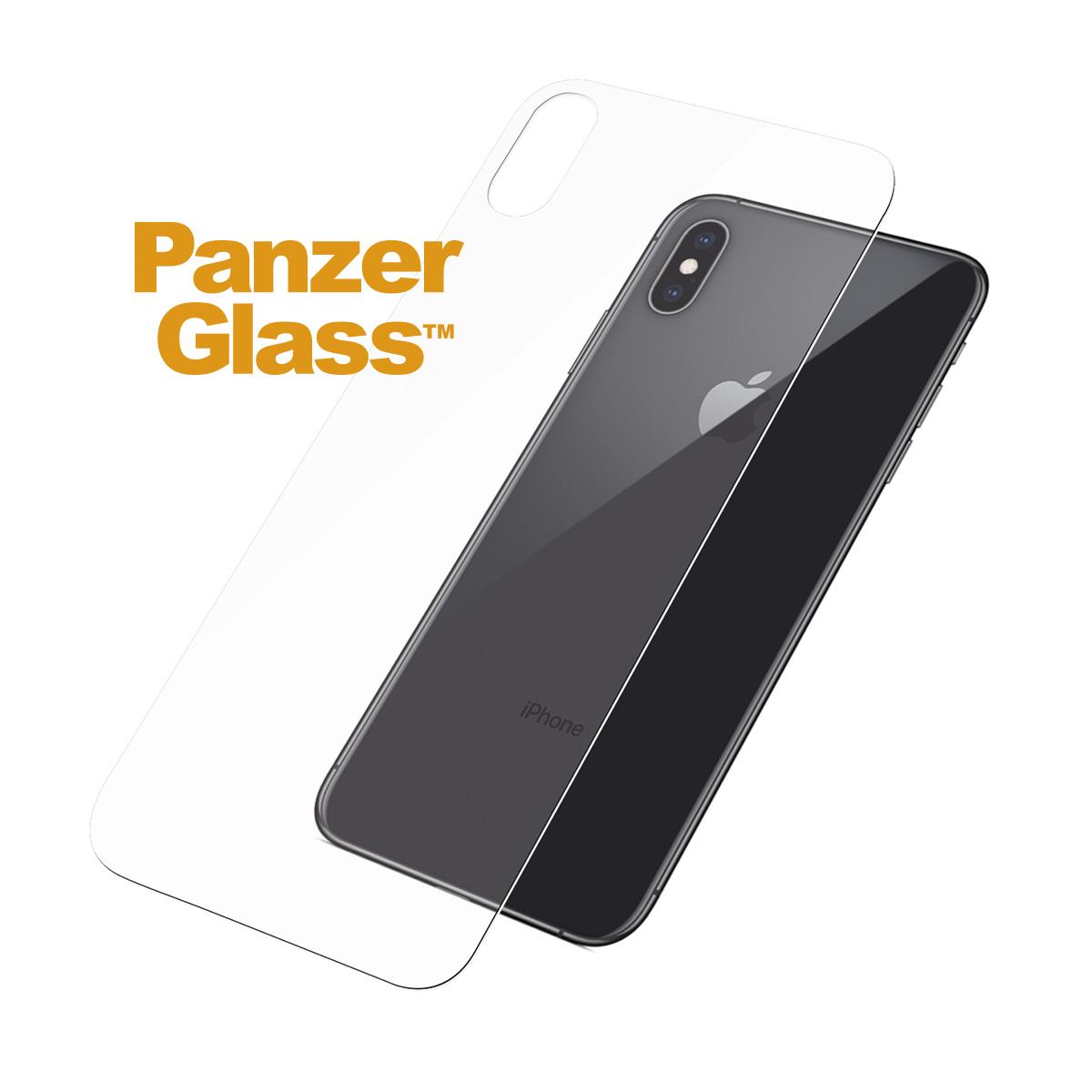 36ae05f371e Tagakülje kaitseklaas Apple iPhone Xs Max, PanzerGlass
