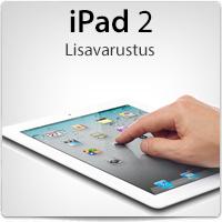 iPad 2 lisavarustus
