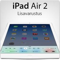 iPad Air 2 lisavarustuse valik