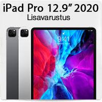 iPad Pro 12.9 lisavarustus
